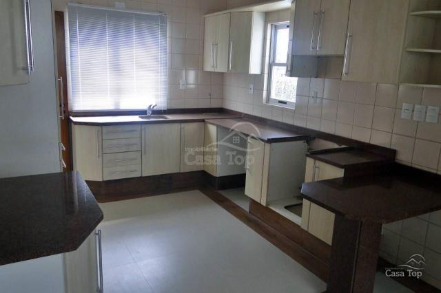 Casa à venda com 4 dormitórios em Rfs, Ponta grossa cod:1255 - Foto 5