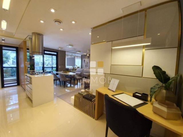 ECOVILLE - Lindo apartamento de 2 dormitórios 1 suíte no condomínio MADRI - Foto 2