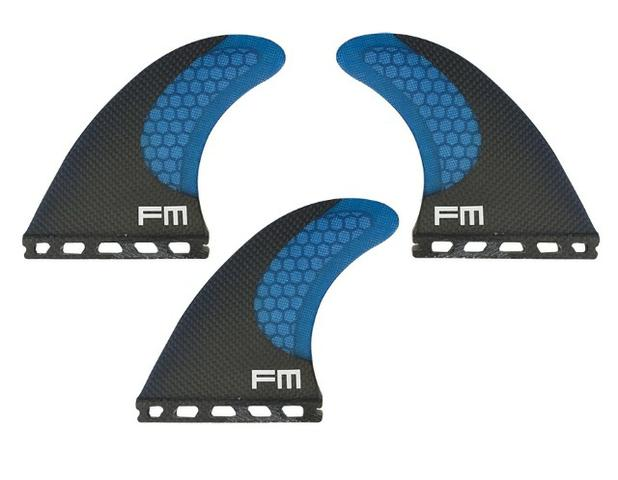 Quilhas de Carbono Fcs, Fcs 2 e Futures Novas Kit Completo - Foto 2