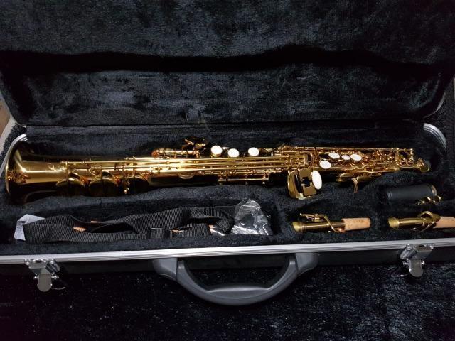 Saxofone reto Shelter - Foto 2