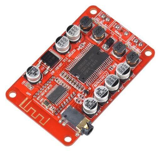 COD-AM190 Placa Amplificador Yamaha HF187 Estéreo Bluetooth 15W*2 Dual Channel YDA138 - Foto 3