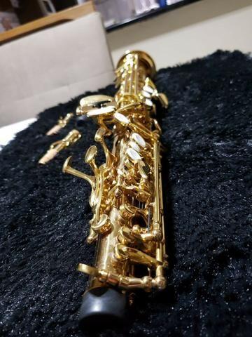 Saxofone reto Shelter - Foto 4