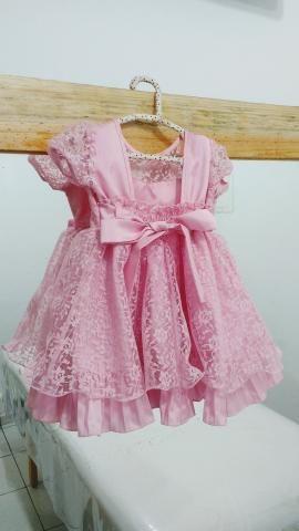 Vestido Festa Infantil Tam 1 - Foto 4