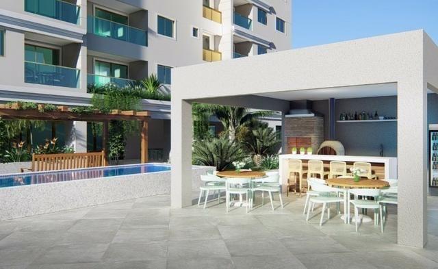 Na Olivia Flores, apartamentos de 2 ou 3 quartos com varanda Gourmet - Foto 8