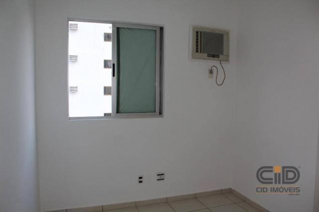 Apartamento com 3 dormitórios à venda, 85 m² por r$ 360.000 - alvorada - cuiabá/mt - Foto 10