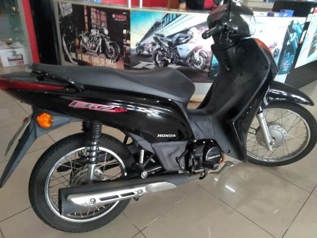 Biz 100 ES 2013 Preta / Linda moto na Yamaha de Sapiranga, consulte! - Foto 4