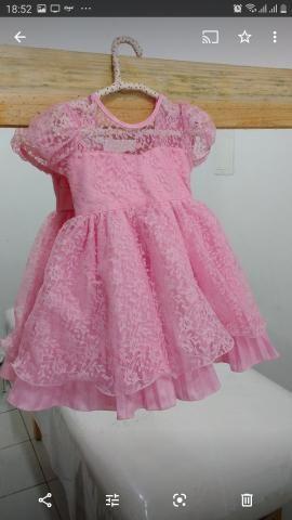 Vestido Festa Infantil Tam 1