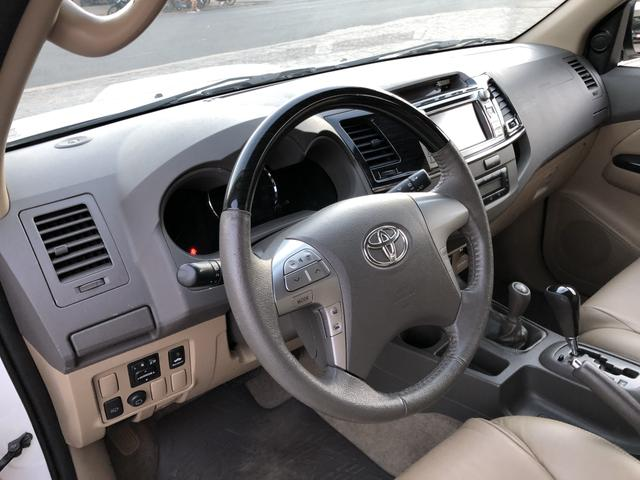 Toyota hilux sw4 srv ano/2013 - Foto 12