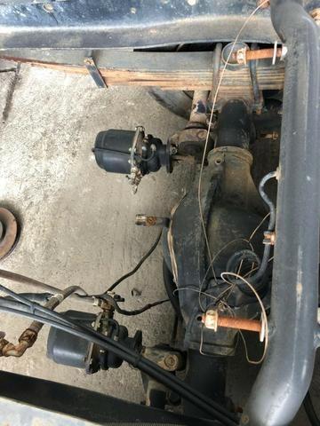Sucata de Caminhão M. Benz 710 Plus 10/11(Somente p/ retirada de peças) - Foto 10