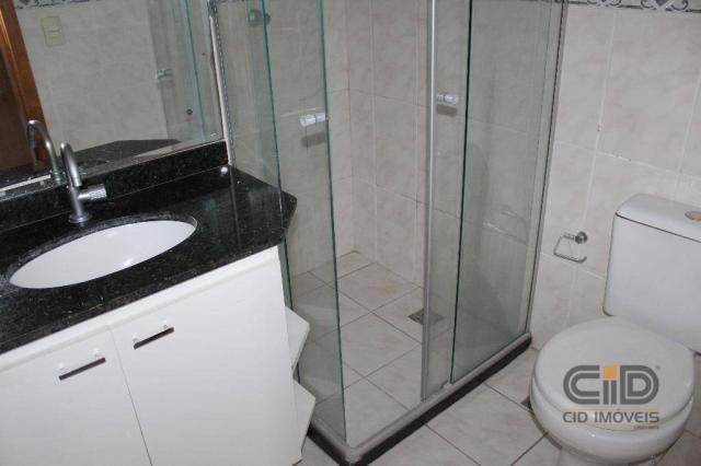 Apartamento com 3 dormitórios à venda, 85 m² por r$ 360.000 - alvorada - cuiabá/mt - Foto 9