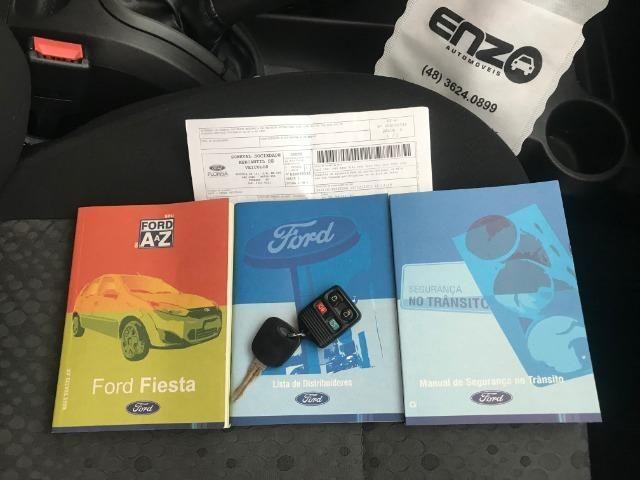 Ford Fiesta 1.6 SE Completo Placa M final 0 ja Emplacado 2019 - Foto 10
