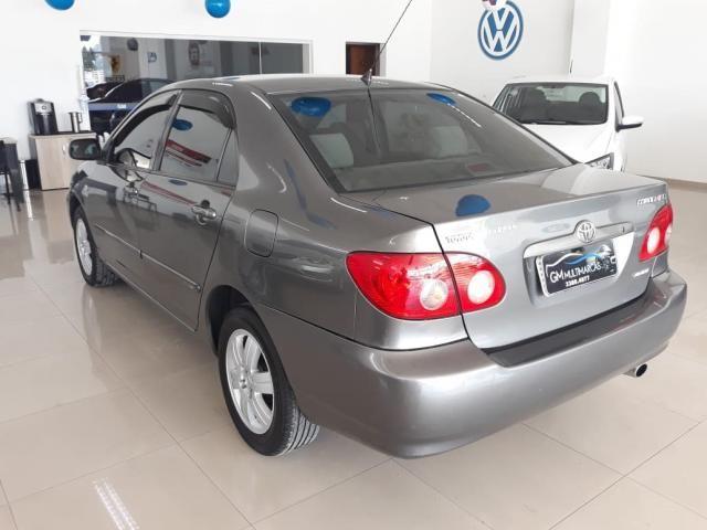 Toyota Corolla 2008/2008 1.8 Xli 16V Flex 4P Automático - Foto 4