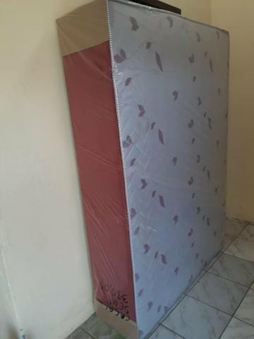 Camas Box Espuma Casal Direto de Fabrica - Foto 5