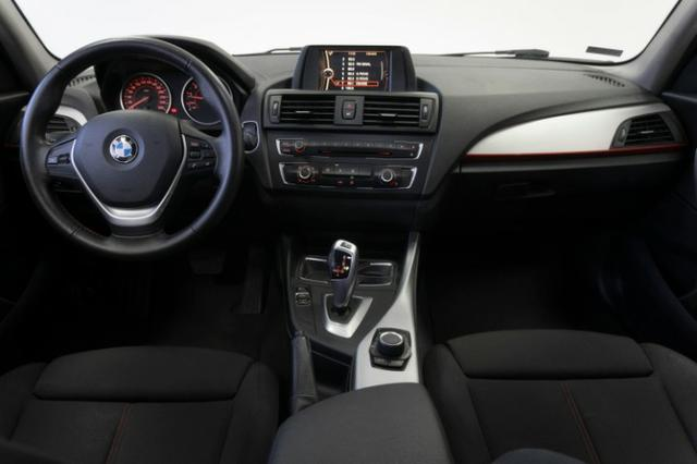 BMW 118i Turbo Gasolina 2013 Vermelho Completo - Foto 7