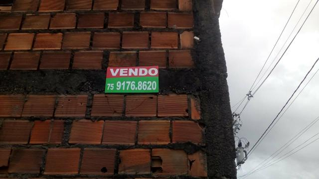 Vende casa com lote em parque bela vista fundo da Volvo Gabriela 2 - Foto 3