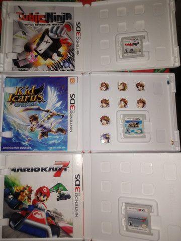 Coleção com 20 Jogos Impecáveis 3DS/DS -Sem juros - Kit Pack Lote - Foto 5