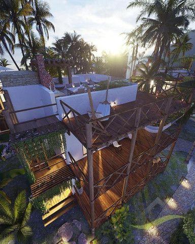 Chalé com Rooftop, 2 suítes, Praia da Barrinha - Foto 3
