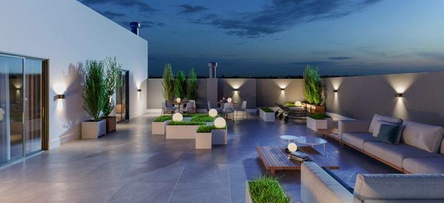 _= Excelente apartamento de 02 quartos,  suíte ,  100% financiado.  Fazendinha  - Foto 14