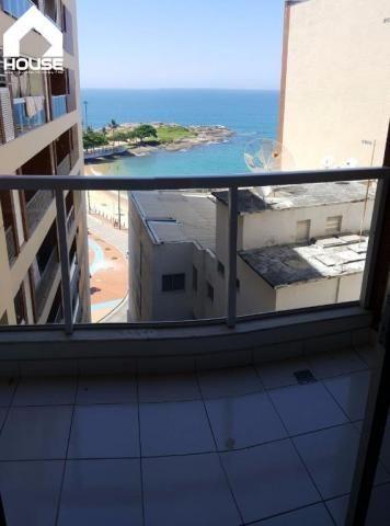 Apartamento à venda com 1 dormitórios em Centro, Guarapari cod:AP1036