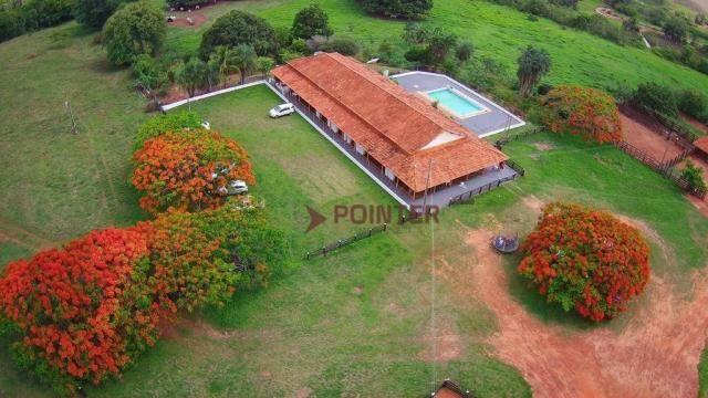Fazenda à venda, 5614400 m² por R$ 15.000.000,00 - Zona Rural - Cachoeira Alta/GO - Foto 10