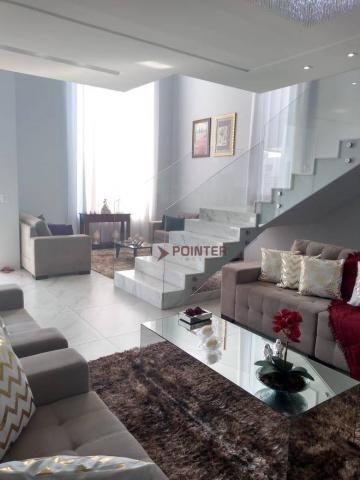 Sobrado com 5 dormitórios à venda, 318 m² por R$ 1.400.000,00 - Jardins Lisboa - Goiânia/G - Foto 14