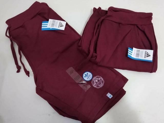 Bermudas Moletom Adidas Presente  - Foto 4