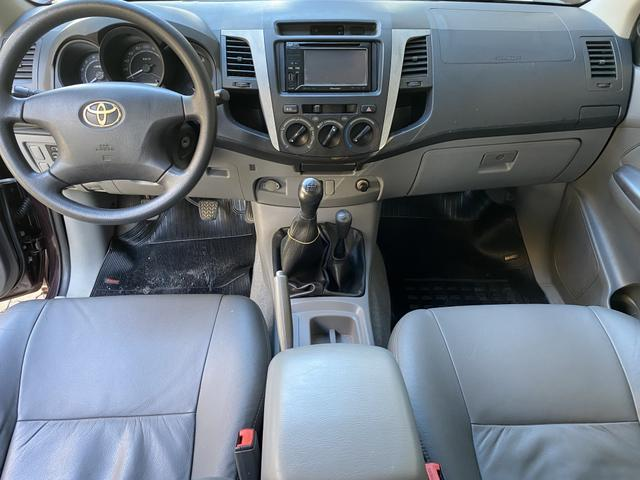 Toyota Hillux SRV 2006/2006 - Foto 6
