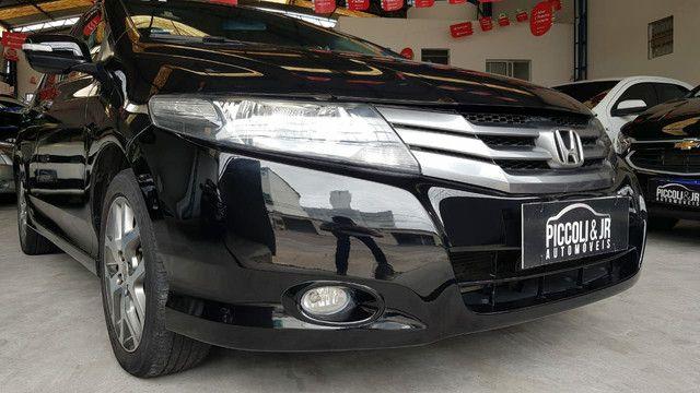 Honda City 1.5 automático EXL completíssimo, impecavel - Foto 7