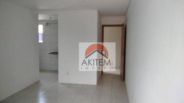 Apartamento com 3 quartos para alugar, 64 m² por R$ 1.800/mês - Casa Caiada - Olinda/PE - Foto 8