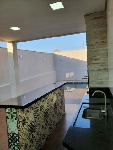 Casa à venda, 197 m² por R$ 580.000,00 - Sítio Recreio Encontro das Águas - Hidrolândia/GO - Foto 4