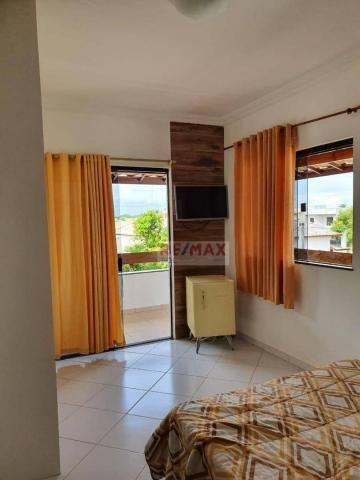 Casa Cond. Vilas do Jacuipe- 4 quartos sendo 2 suíte , 240 m² por R$ 920.000 - Barra do Ja - Foto 8
