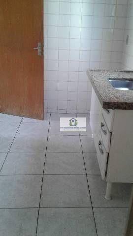 Apartamento com 2 dormitórios para alugar, 78 m² por R$ 820,00/mês - Eldorado - São José d