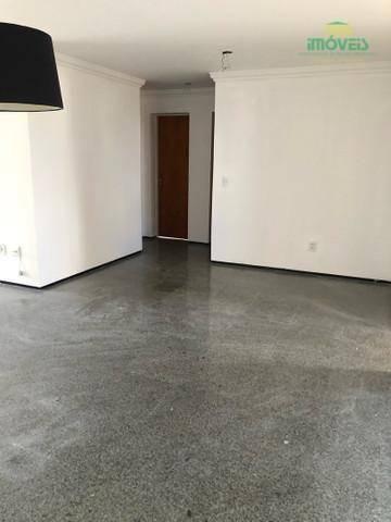 Apartamento com 3 dormitórios à venda, 160 m² por R$ 550.000,00 - Dionisio Torres - Fortal - Foto 3