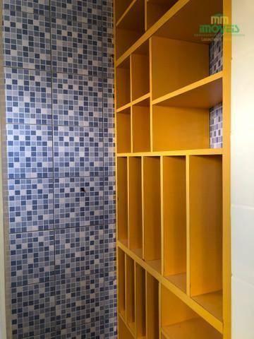 Apartamento com 3 dormitórios à venda, 160 m² por R$ 550.000,00 - Dionisio Torres - Fortal - Foto 8