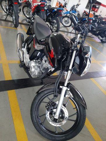 Moto Honda Fan 160 Entrada Financiamento: 1.000 Entrada Consórcio: 196,00. - Foto 3