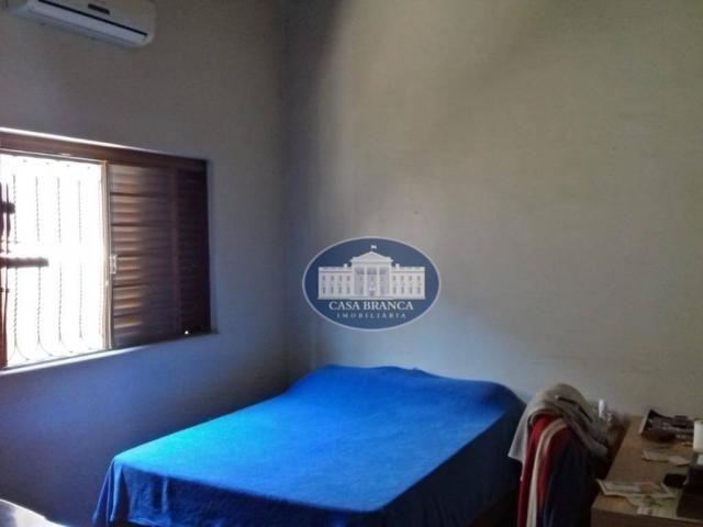 Casa com grande potencial para comércio, 3 dormitórios à venda, 189 m² por R$ 550.000 - Sa - Foto 4