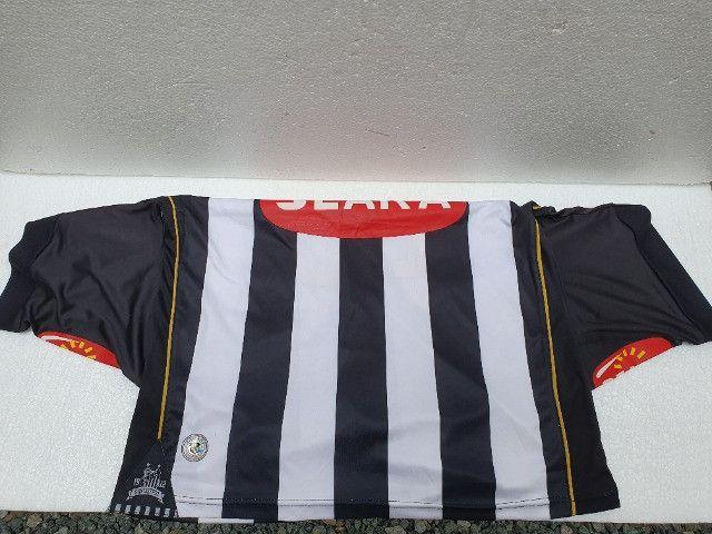 Camisa Santos Official Product Neymar Ganso 2010 G Coleção Decoração - Foto 3
