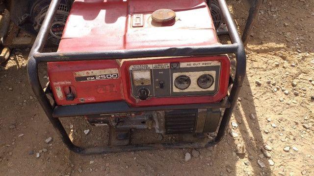 Geradores a gasolina Lote com 20 uni - Foto 5