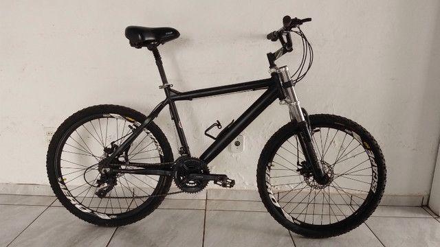 Bike Gallo Aro 26 - Shimano - Aceito Troca(Leia a Descrição)