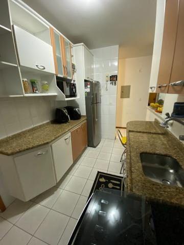Apartamento 1 Dormitorio Garagem Coberta no Res.Vila Ventura em Coqueiros - Foto 8