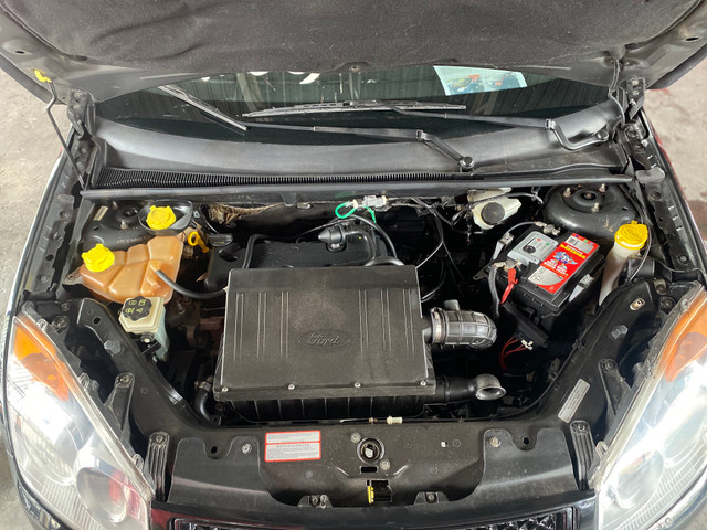 Fiesta sedan 1.0 2008 - Foto 12