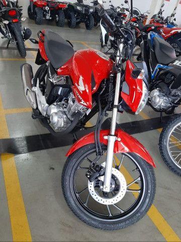 Moto Honda Fan 160 Entrada Financiamento: 1.000 Entrada Consórcio: 196,00. - Foto 2