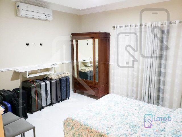 Duplex Condomínio Encontro das Águas, 3 suítes sendo 1 master, semi-mobiliado - Foto 6