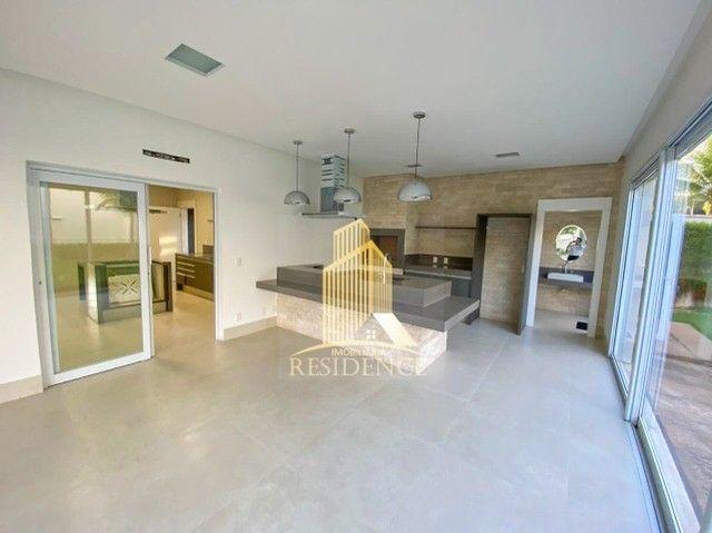 Casa de Luxo Alphaville 1 - Cuiabá - ótima localização no condomínio.  - Foto 16