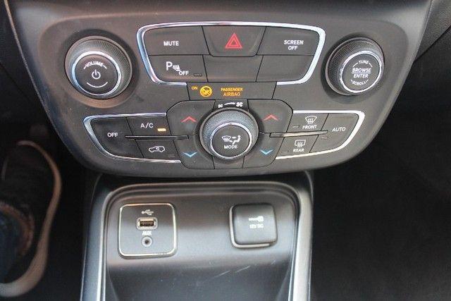 Jeep Compass Longitude 2.0 Automático 2017 - Foto 20