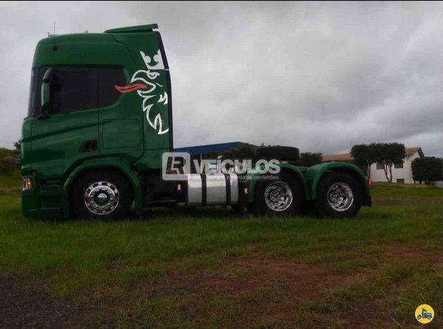 Scania R500 6x4 Suspensão a Molas - Foto 8