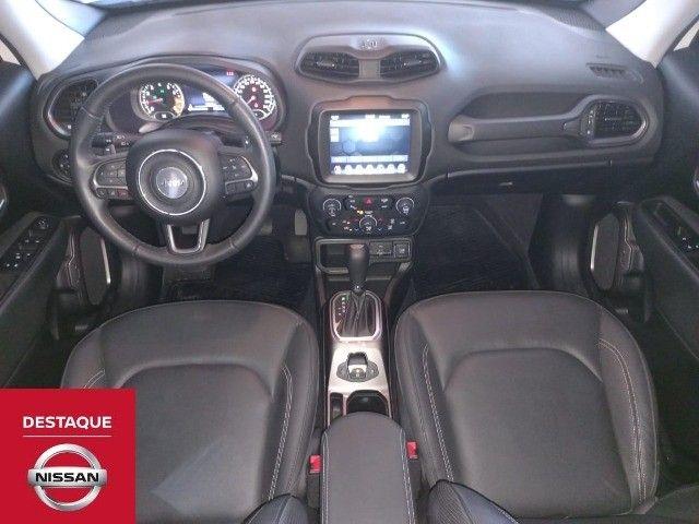 Jeep Renegade Limited Automático 2019 Branco - Foto 2