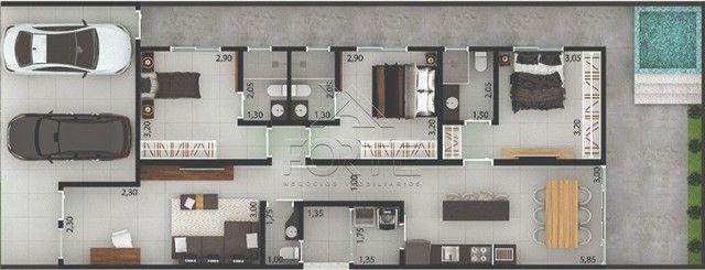 Casa de condomínio à venda com 3 dormitórios em Ondas, Piracicaba cod:188 - Foto 2