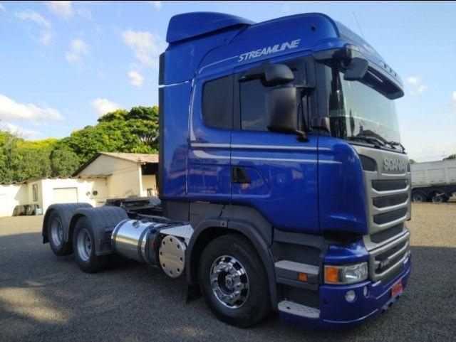 Scania g380 g420 volvo 440 460 r380 man iveco mb carretas - Foto 15