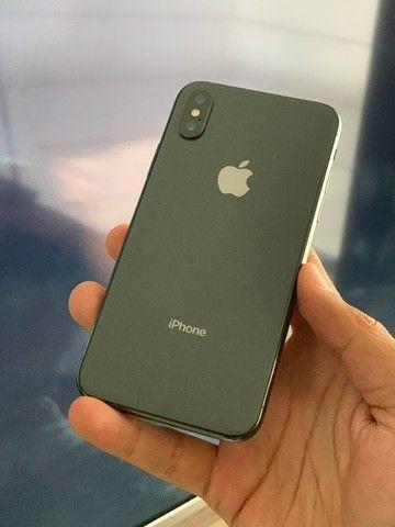 iPhone XS 64GB Preto Space Gray - Até 18x no cartão! Semi novo, perfeito 64 GB - Foto 2